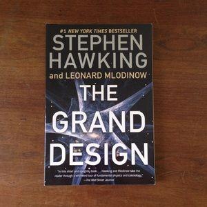 "Stephen Hawking ""The Grand Design"""